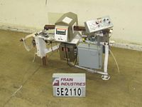 Photo of Eriez Metal Detector Conveyor EZ43V4HIM