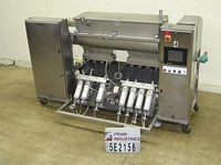 Photo of Raque Filler Paste Over 4 Head PF2.5-8 8-hd, piston, S/S, W/Hopper, to 72 cycle@min
