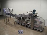 Photo of BFT Cleaner Rinser HSWC-15 S/S, Inverted, Bottle Rinser, to 260 cpm