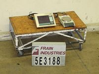 Photo of Mettler Scale Platform ID10S-SQR 