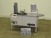 Photo of Apex Machinery Company Printer RS1100
