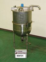 Photo of Hamilton Kettle W/O Agitation SA