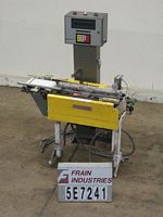 Photo of Hi-Speed Checkweigher Chain MICROMATE