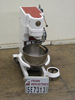 Photo of Amf Glen Mixer Paste Cake 160 QT 74-47