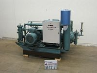Photo of Burton Corblin / Gas & Air Sys Compressor, Air Reciprocating  P123-HG335 2005 
