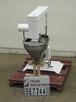 Photo of Filler Powder Auger