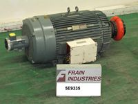 Photo of Reliance Electric Motor Direct 200HP 