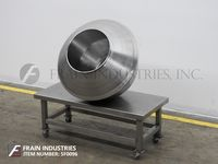 Photo of Pans, Revolving 36&quot; DIA 