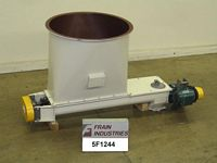 Photo of Mitchell Mill Systems Feeder Auger TWIN SCREW