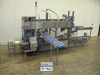 Photo of Goodman Packaging Case Packer Robotic PROTOTYPE 020