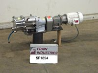 Photo of Blackmer Pump Positive C12LLCVL 