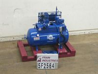 Photo of Quincy Compressor, Air Reciprocating  QTS3QCB 