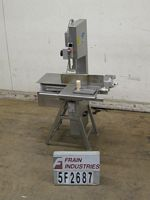 Photo of Marel Food Systems Inc Meat Equipment 350 