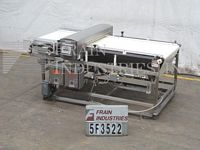 Photo of Safeline Metal Detector Conveyor STD/32X2/SS/100/HD/V