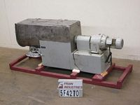 Photo of Babcock Gardner Mixer Powder Ribbon S. S. L SERIES 400L 