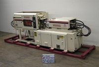 Photo of Cincinnati Milacron Plastics Injection Molding VISTA 110-10