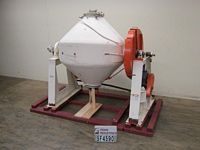 Photo of Paul O Abbe Mixer Powder Double Cone RCVD72 