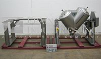 Photo of Patterson Kelley Mixer Powder Twin Shell 20 CU FT 