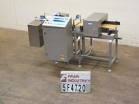Photo of Loma Checkweigher Metal Detector Combo 7000