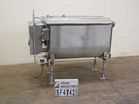 Photo of Mixer Paste Horizontal 300 GALLON