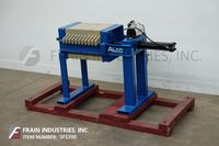 Photo of Alar Engineering Corporation Filter Plate & Frame MICRO-KLEAN 