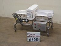 Photo of Safeline Metal Detector Conveyor POWER PHASE PLUS