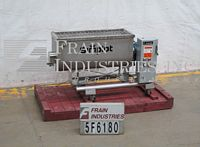 Photo of Mixer Powder Paddle S.S. 4 CU FT 