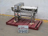Photo of Lock Inspection Systems Metal Detector Conveyor MET 30+