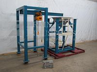Photo of Azo Material Handling Bulk Sack BAG UNLOADER