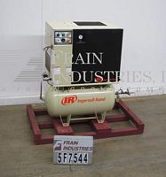 Photo of Ingersoll Rand Compressor, Air Screw UP6-15CTAS-125 