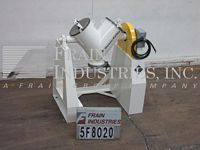 Photo of Patterson Kelley Mixer Powder Twin Shell 1 CU FT 