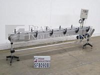 Photo of Orics Ind Conveyor Table Top INDEX CONVEYOR
