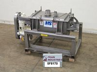 Photo of Hayes & Stolz Mixer Powder Ribbon S. S. 10 CU FT 