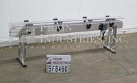 Photo of A Packaging Systems Conveyor Table Top 4.5&quot;W X 120&quot;L 