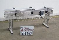 "Photo of A Packaging Systems Conveyor Table Top 4.5""W X 90""L"