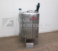 Photo of Tank SS Single Wall 1000 GALLON