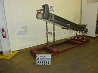 "Photo of Commercial Mfg Conveyor Belt 18""W X 120""L"
