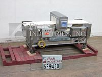 Photo of Safeline Metal Detector Conveyor CERTUS
