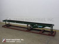 Photo of Conveyor Table Top 256&quot;L X 18&quot;W 