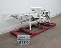 Photo of Safeline Metal Detector Conveyor STD