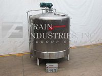 Photo of Cherry Burrell Tank Processors SSP