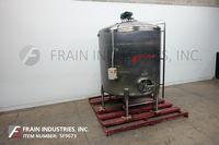 Photo of Cherry Burrell Tank Processors CV