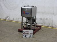 Photo of APV Crepaco Mixer Liquid Liquefier VLH50 