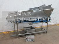 "Photo of Conveyor Table Top 24""W X 120"" L"