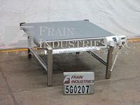 "Photo of Conveyor Table Top 54""W X 64 ""L"