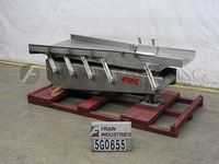 Photo of FMC Food Tech Conveyor Vibratory ULTRA 46-2405