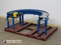 "Photo of Garvey Conveyor Roller 12""W X 130""L"