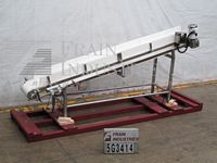 "Photo of Conveyor Belt 15""W X 132""L"